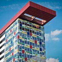 Actualité immeuble moderne
